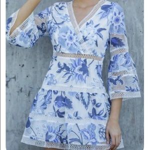 Like New Entro floral dress